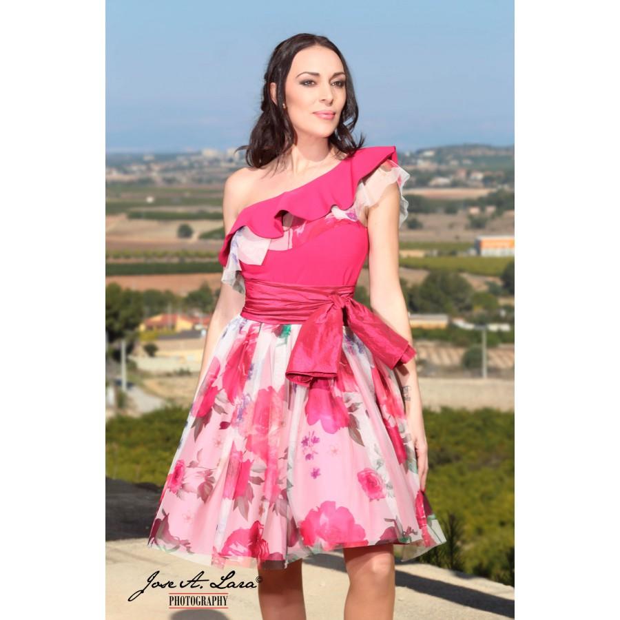Bonito Vestidos De Fiesta Motivo - Ideas de Vestidos de Boda ...