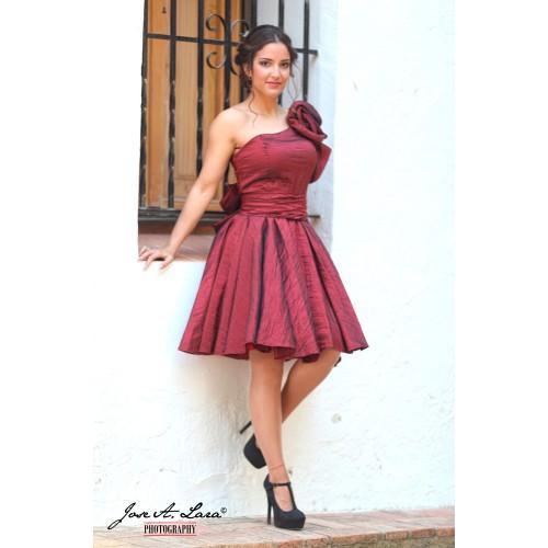Vestido Fiesta Cocktail Mod: 9524