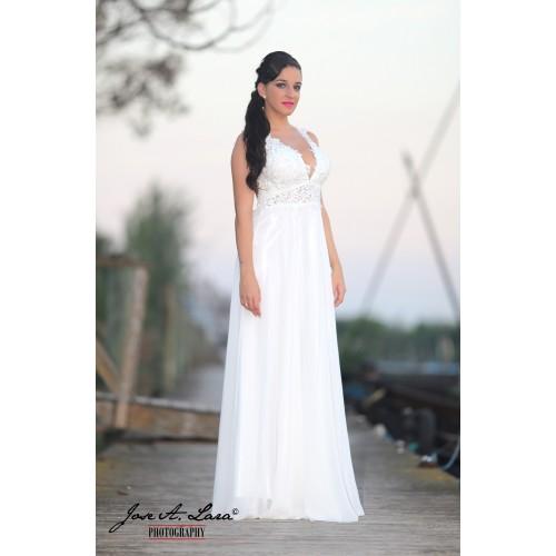 Vestido Fiesta Largo Mod: 8536