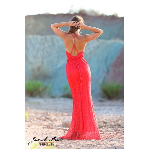 Vestido Fiesta Largo Mod: D0471