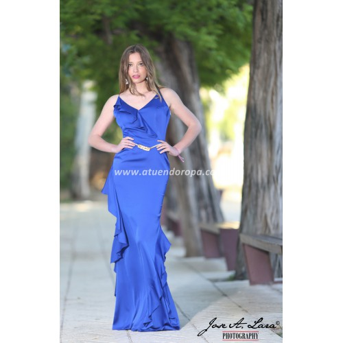Vestido Fiesta Largo Mod: E2726